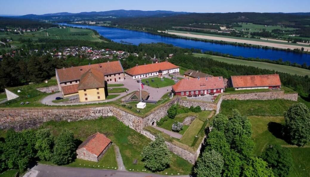 Festningen Hotel & Resort.
