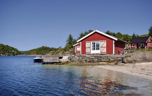 Gjenåpningen endrer ingenting for hytteeiere i Sverige