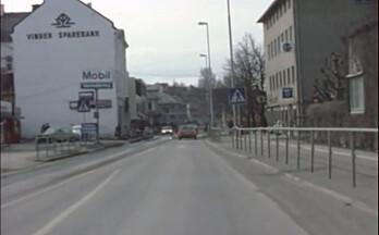 Bli med på biltur gjennom Kongsvingers gater fra 1980