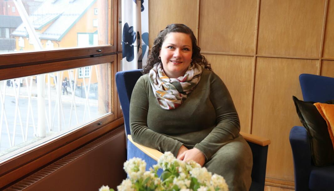 Margrethe Harr kan måtte belage seg på å bytte ut ordførerkontoret i Rådhuset med nytt kontor på Stortinget. Valgmålinger tyder på det.