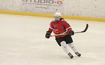 To Kongsvinger-jenter på A-landslaget i ishockey