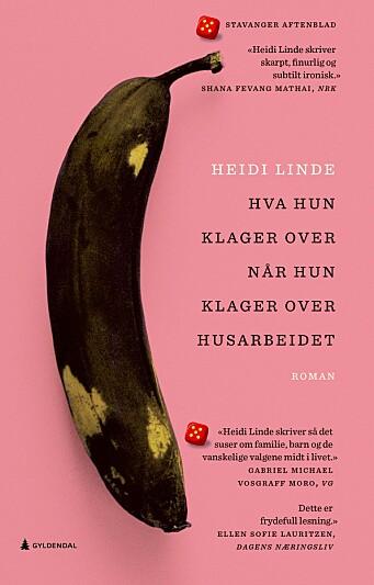 Heidi Lindes roman «Hva hun klager over når hun klager over husarbeidet».