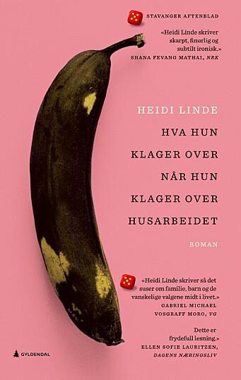 Heidi Lindes nyeste roman «Hva hun klager over når hun klager over husarbeidet»