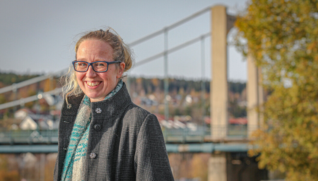 Kommuneoverlege Camilla Kvalø Smedtorp i Kongsvinger kommune gjester portrettserien Navn i nyhetene.