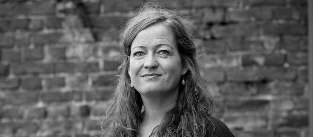 Forfatter Heidi Linde