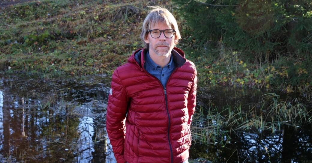 Lars Gillund i Klosser.