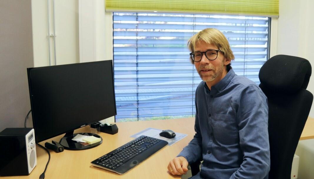 Klosser Innovasjon er involvert i mye av det som foregår i byen og regionen. Fra årsskiftet er det Lars Gillund som er Klosser-leder.