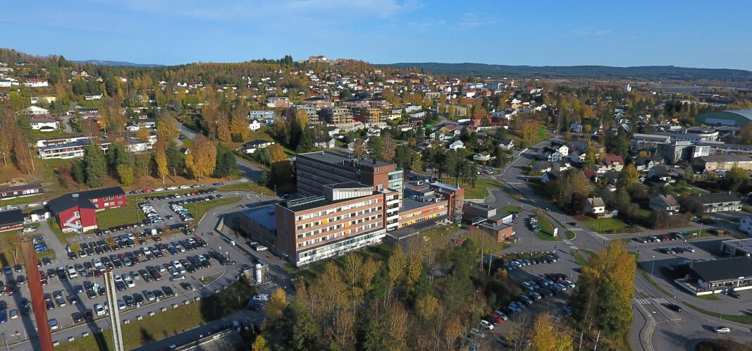 Totalt er det 12 innlagte personer med Covid-19 på Ahus, en av disse på Kongsvinger sykehus.