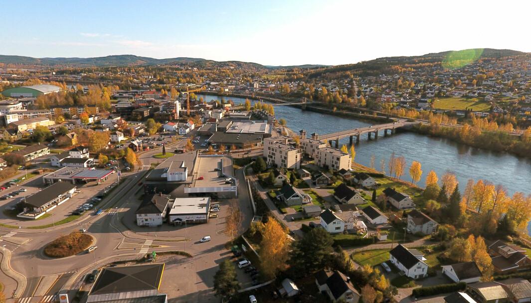 Komgsvinger kommune strammer inn ytterligere.