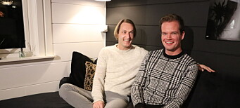 Tor-Arne (36) og Toni (43): Sammen om kreften og livet