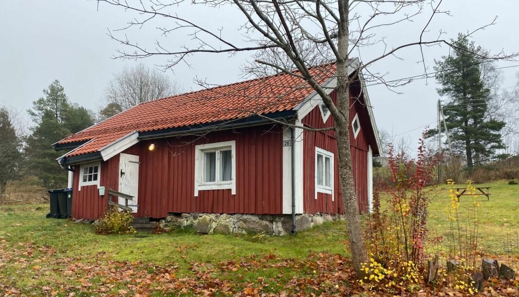 Det lille røde huset ved Festningen er et kjent landemerke i byen. Nå ønsker noen å sette det i bostand.