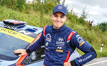 Endelig oppfylles WRC-drømmen