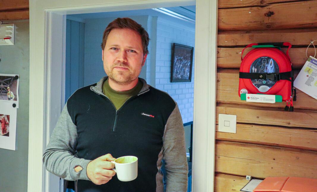 — Vi er opptatt av rekruttering og da er det synd at saksbehandlingstiden for våpensøknader skal ta så lang tid, sier leder i Kongsvinger Jeger- og fiskerforening, Lars Marius Bakken.