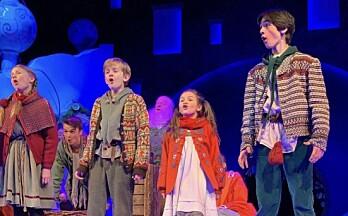 Oliver (16) skulle stått på scenen i Oslo nå og frem mot jul