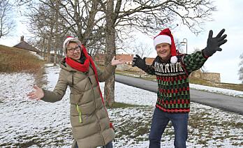 Lover julestemning i Øvrebyen