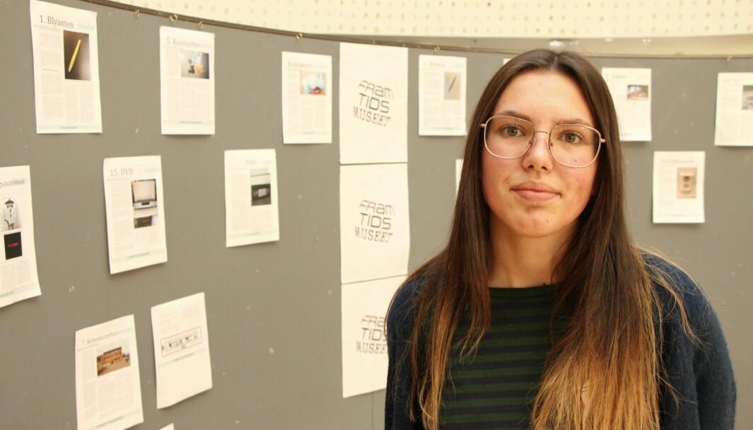 Mina Jansen har skrevet om kommunehus.