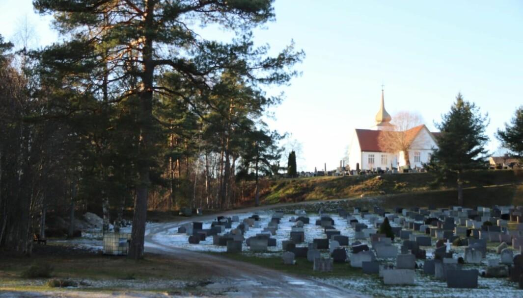 Over nyttår likestilles kistegravferd og kremasjon som gravferdsformer.