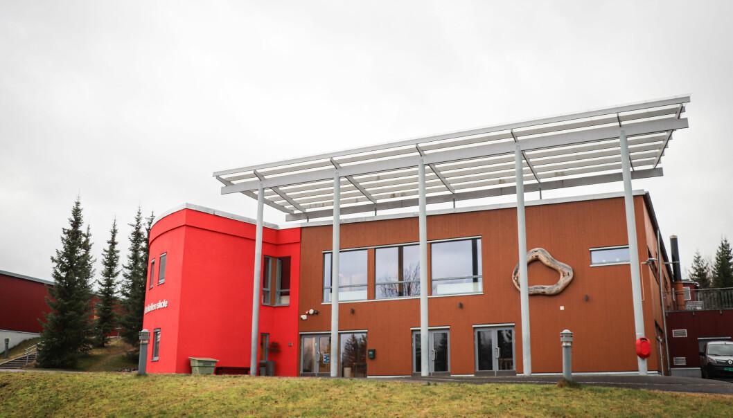 Marikollen skole i Lia i Kongsvinger.