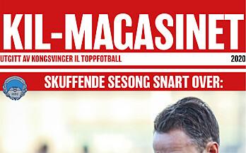 Her er årets utgave av KIL-Magasinet