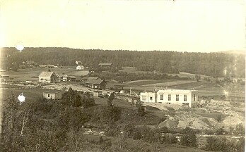 Brødbølfoss kraftverk fyller 100 år