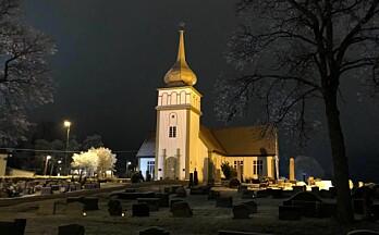 Kirken avlyser arrangementer og planlagte seremonier