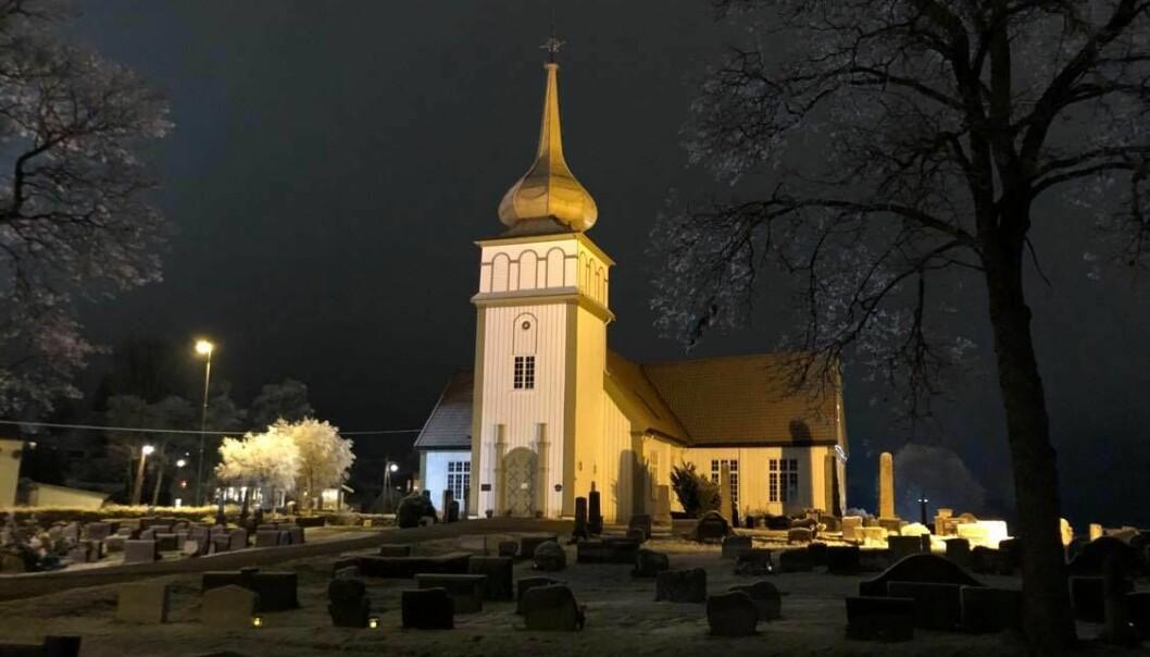 Vinger Kirke.