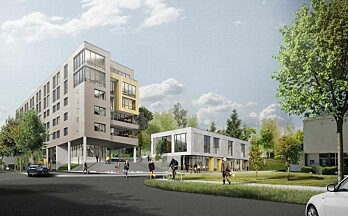 Ny plan for byhotellet i januar