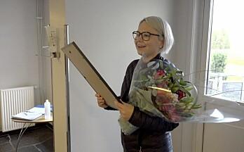 Skyrud Demenssenter tildelt Huskeprisen