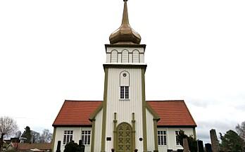 Arrangerer drop-in-dåp i Vinger kirke