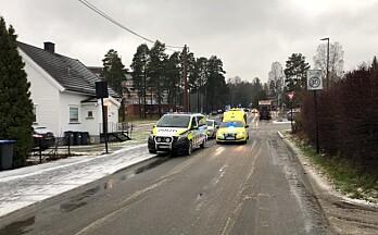 To personbiler krasjet i ulykkesbelastet kryss:— En forbipasserende påpekte at det er 23. gang