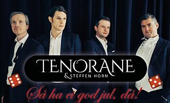 Rådhus-Teatret holder stengt: Nå blir det nyttårskonsert med Tenorane
