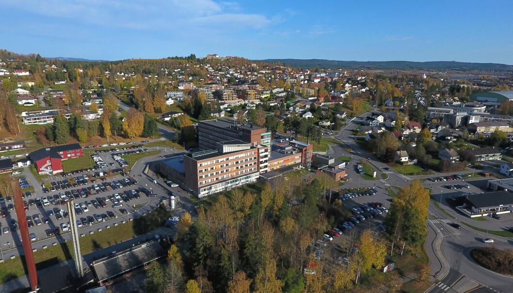 Ahus Kongsvinger sykehus har 14 ansatte i karantene.