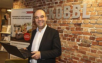 KOBBL - den viktigste byutvikleren - fyller 75 år