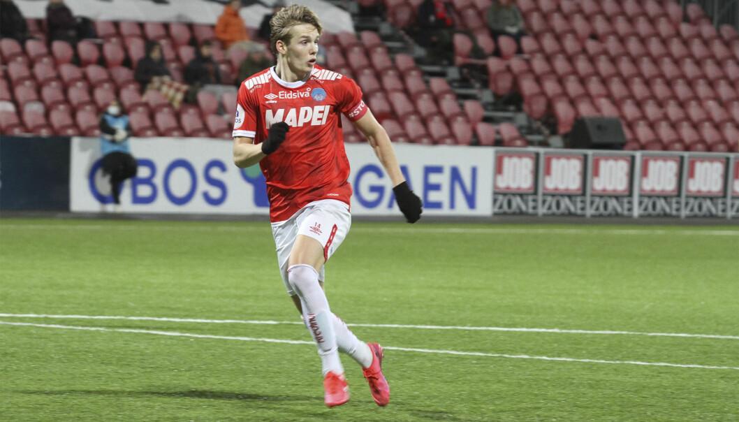 Markus Aanesland fortsetter som spiller i OBOS-ligaen etter at han har funnet seg en ny klubb.