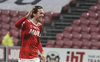 Sebastian scoret i debuten