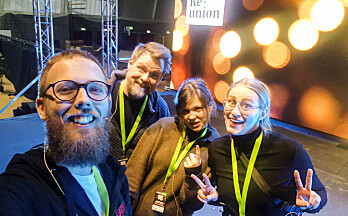 Det blir juleshow for Kulturkollektivet - Mitt Kongsvinger strømmer sendingen