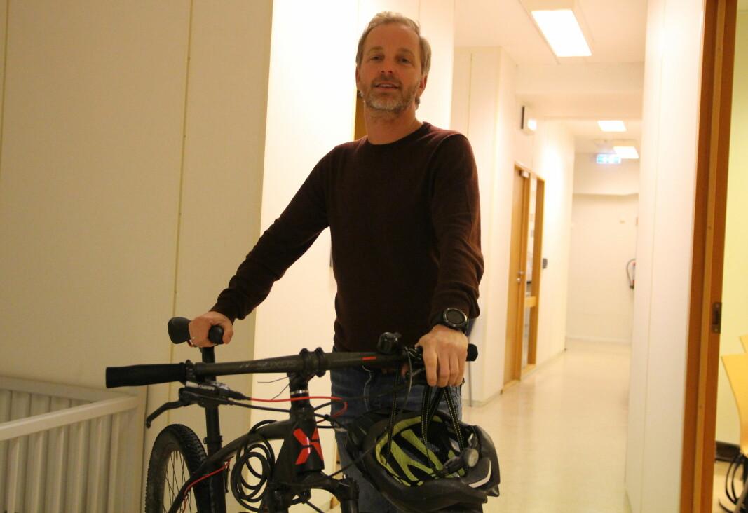 Ole Petter Vibekken håper på å sette i gang Petit Prix igjen denne sensommeren.