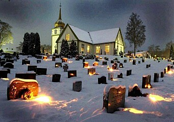 Søndag synges julen inn