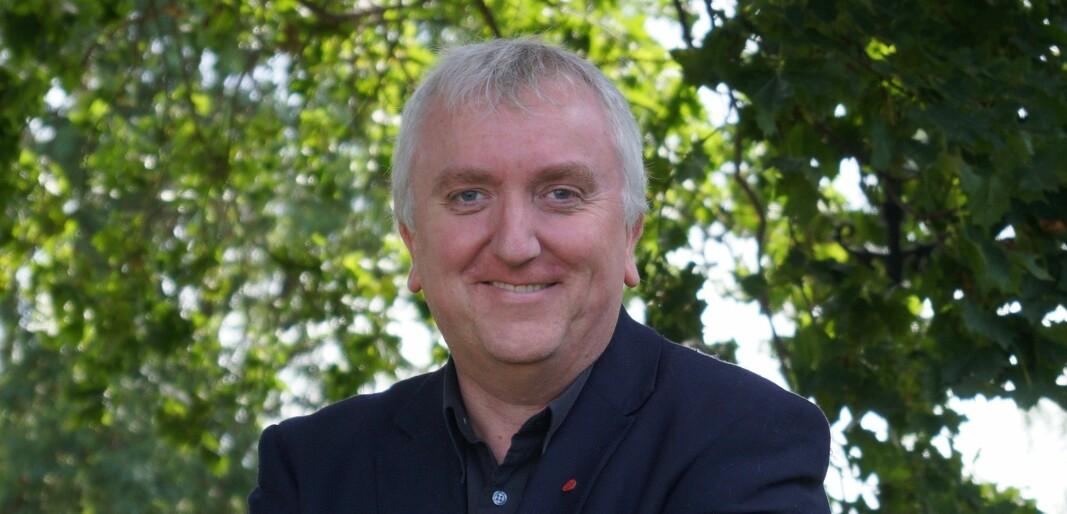 Fylkestingsrepresentant Bjørn Jarle Røberg-Larsen, Innlandet Arbeiderparti