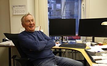 Går av etter 40 år på samme sted: – Både gleder og gruer meg til å bli pensjonist