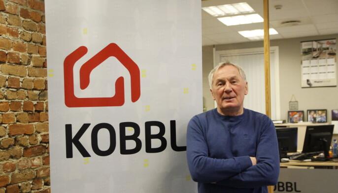 40 år i KOBBL får greie seg for Harald Furholt.