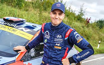 Veiby vant Rally Hedemarken