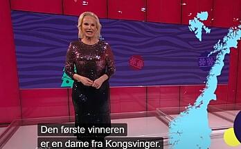 Kvinne fra Kongsvinger ble Lotto-millionær