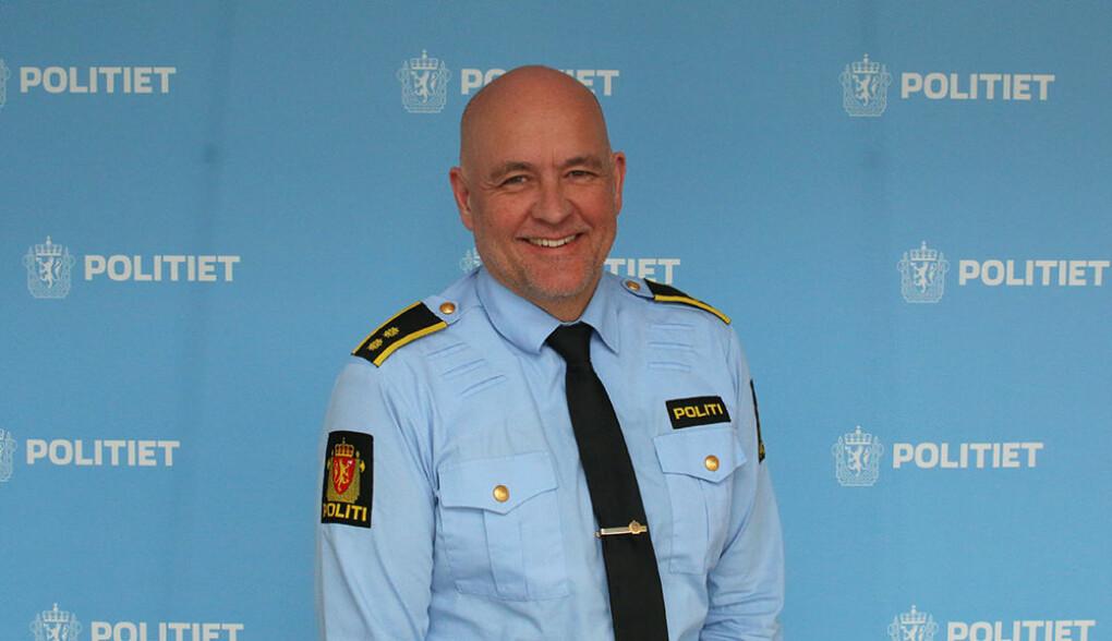 Stabssjef ved Innlandet politidistrikt er godt fornøyd med samarbeidet med Heimevernet