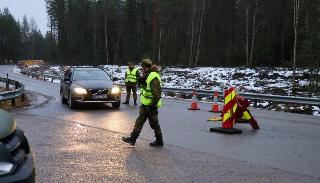 Ifølge en pressemelding fra regjeringen vil det bli korona teststasjon på Riksåsen ved Øyermoen i Kongsvinger