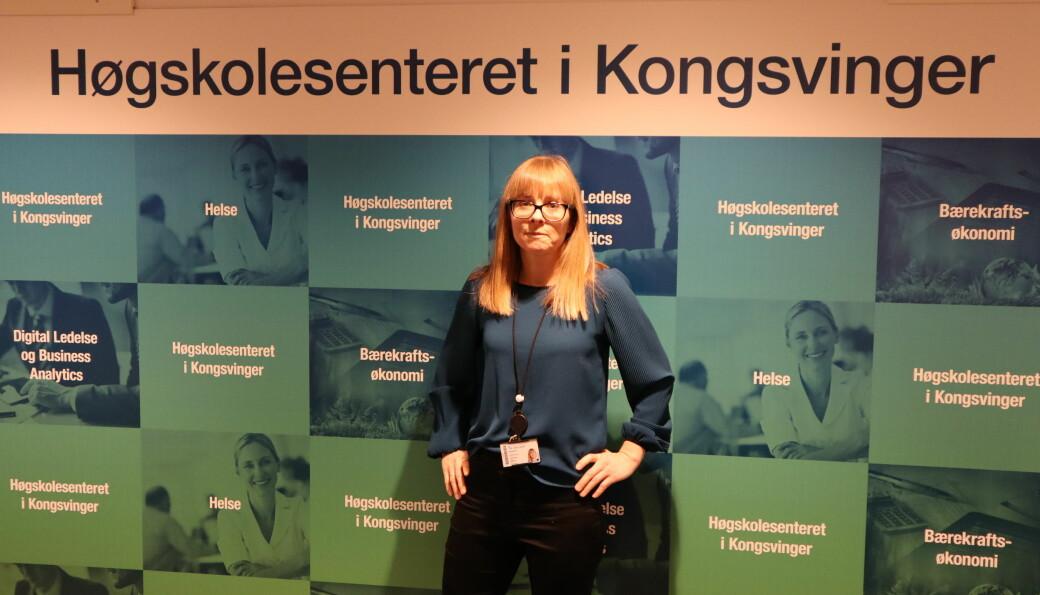Helse er et av satsningsområdene hos Høgskolen i Kongsvinger.