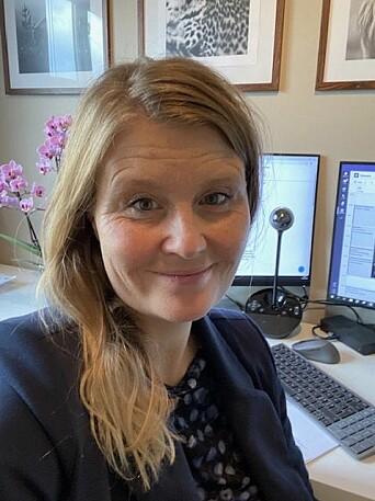 Kommunalsjef for helse og mestring i Kongsvinger, Cathrine Pedersen er fornøyd med det nye skoletilbudet.