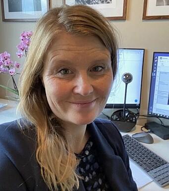 Kommunalsjef for helse og mestring i Kongsvinger, Cathrine Pedersen