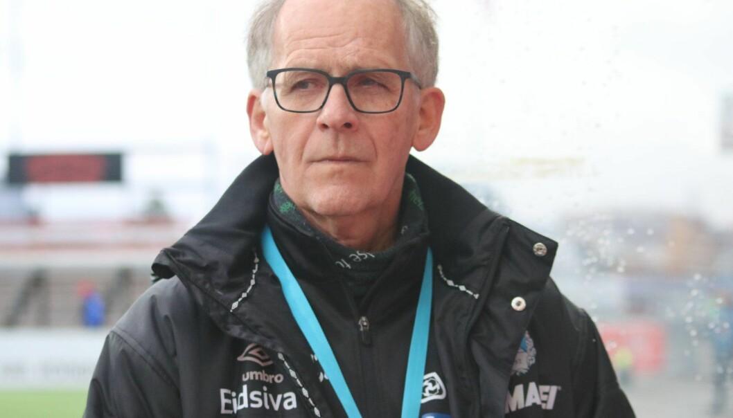 Åge Henning Andersen takker av som lege for KIL Toppfotball.
