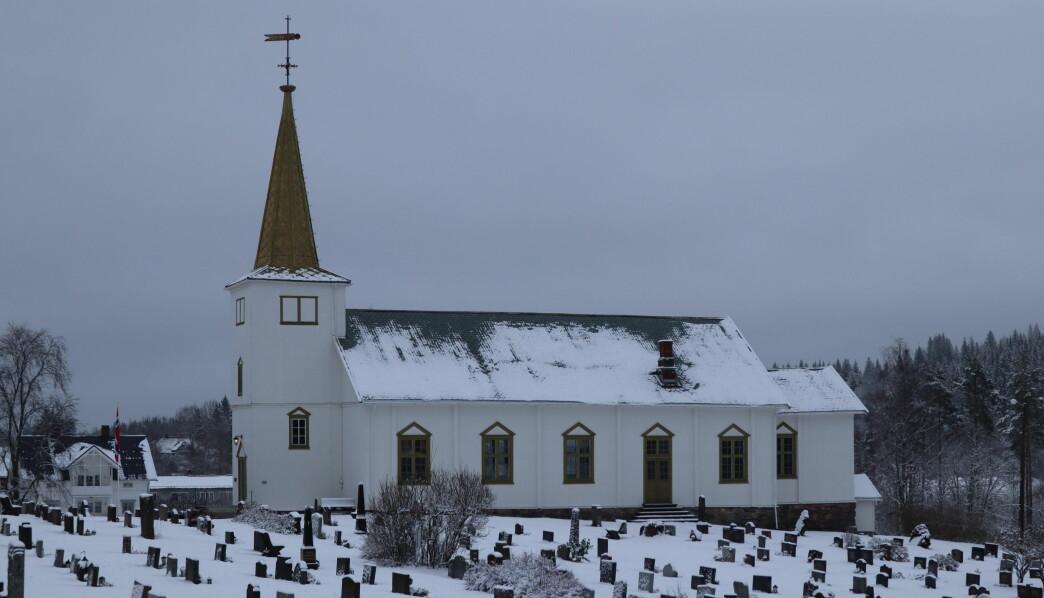 Klær og nødvendig utstyr til skredofrene i Gjerdrum strømmet til i Austmarka kirke på nyttårsaften